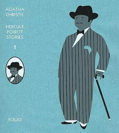 FS christopher brown hercule poirot cover