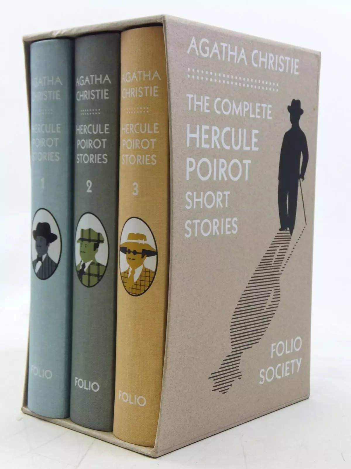 agatha christie FS complete hercule poirot short stories