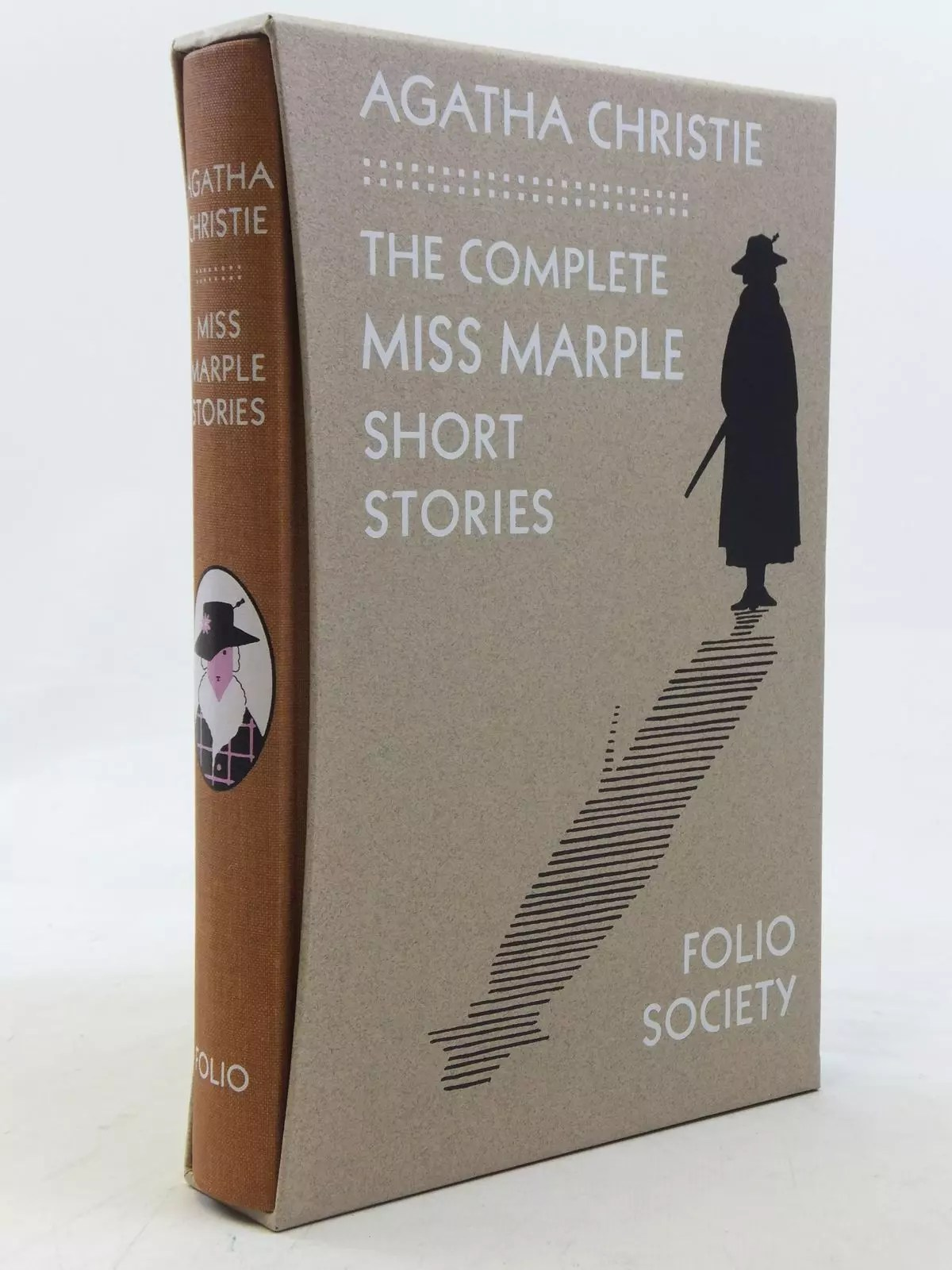 agatha christie FS miss marple christopher brown v1 2003 slipcase