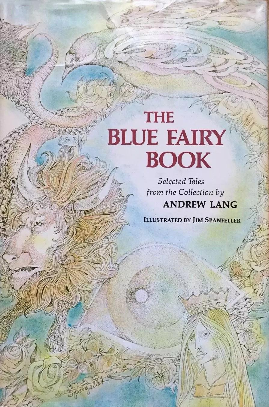 JDE Blue Fairy Book DJ FIXED Cover