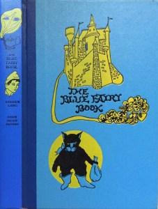 JDE Blue Fairy Book FULL cover