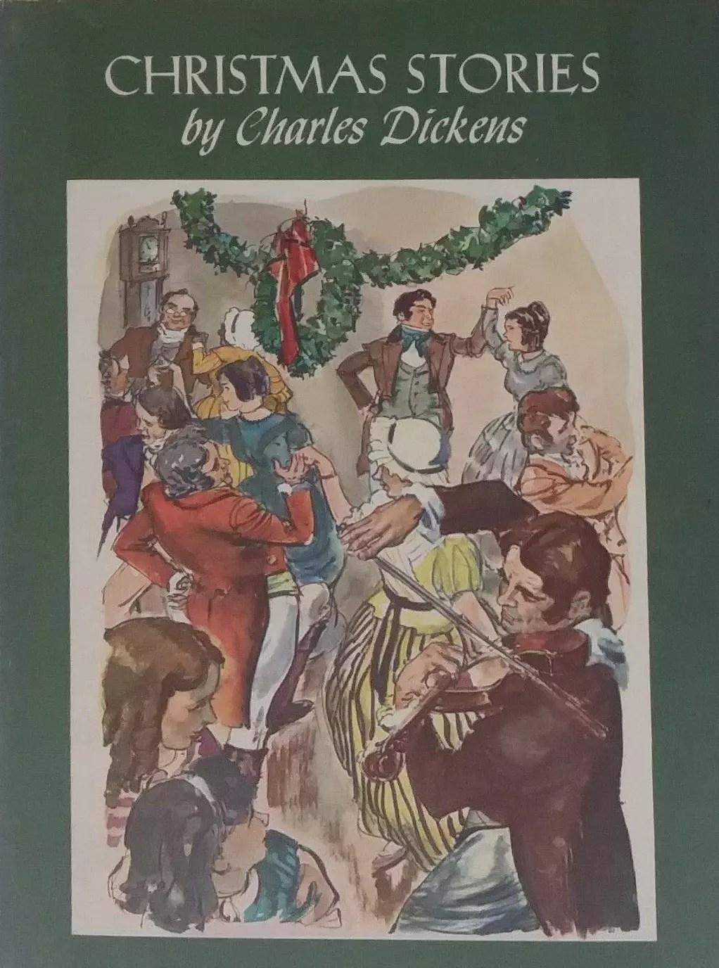JDE Christmas Stories Charles Dickens FIXED DJ