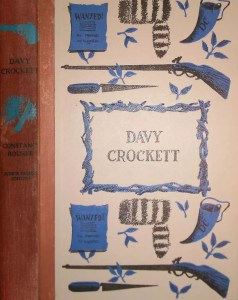 JDE Davy Crockett Red Cloth FULL cover