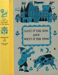 JDE East o the Sun and West o the Moon FULL cover