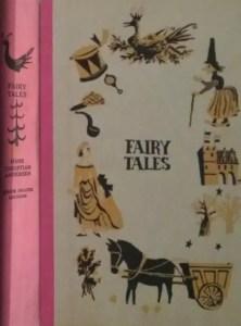 JDE Fairy Tales Hans Andersen FULL old cover