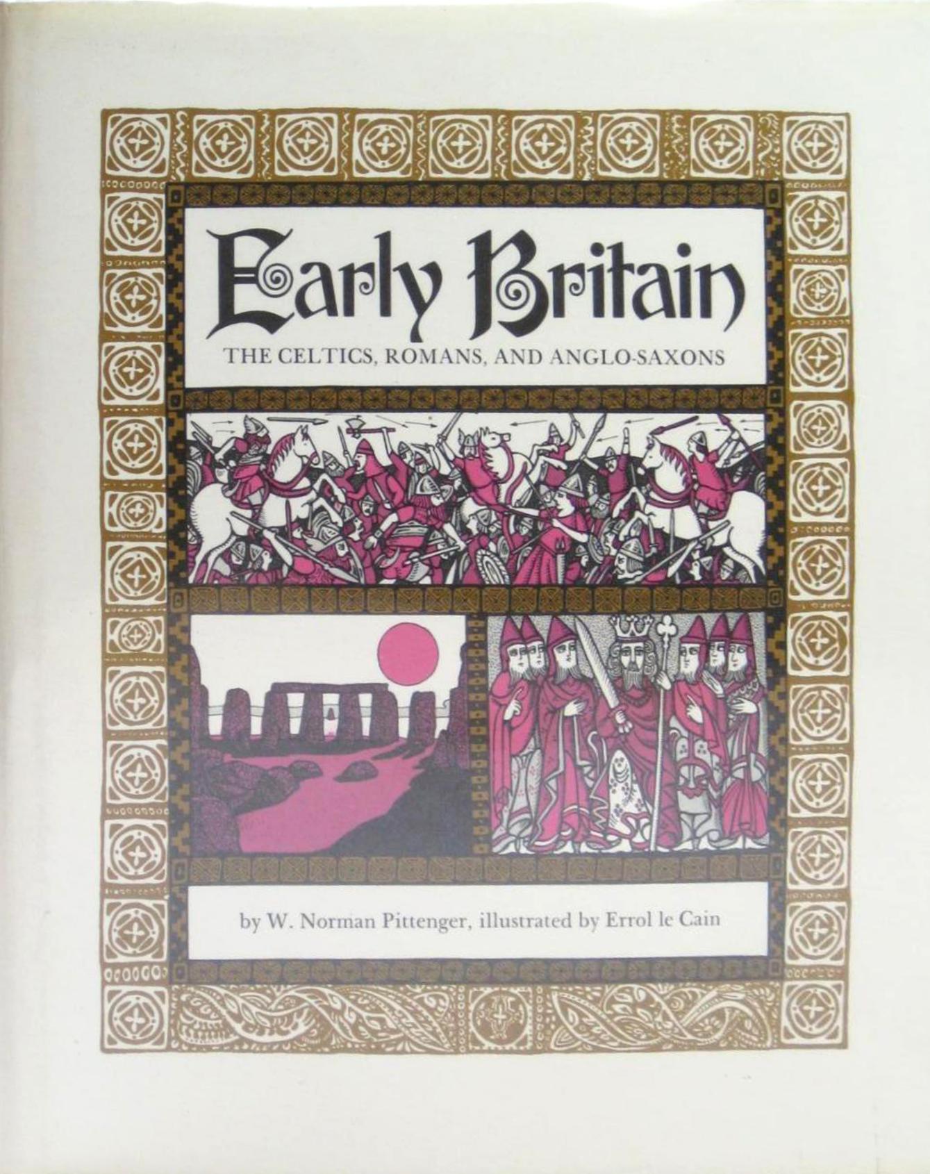 Errol Le Cain Early Britain
