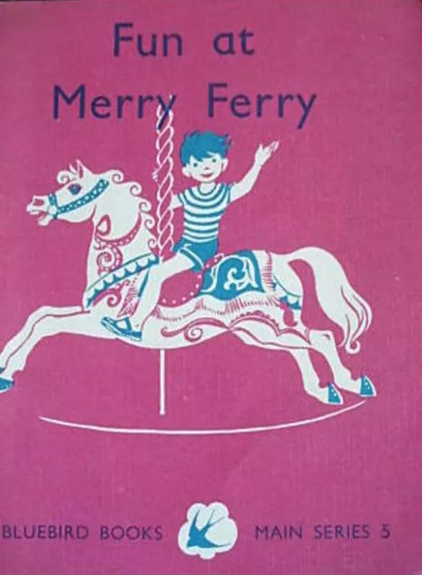 Grahame Johnstone Bluebird Books Fun at Merry Ferry