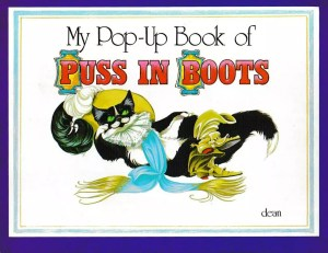 Grahame Johnstone My Pop up Book of Puss In Boots