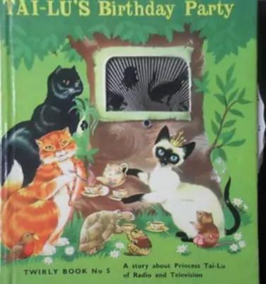 Grahame Johnstone Tai Lus Birthday Party Twirly
