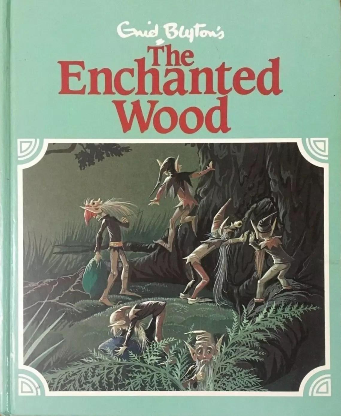 Grahame Johnstone The Enchanted Wood Blyton 1985 Dean