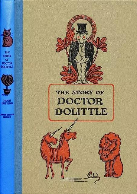 JDE Doctor Dolittle FULL cover