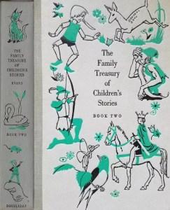 JDE Family Treasury Book 2 FULL cover