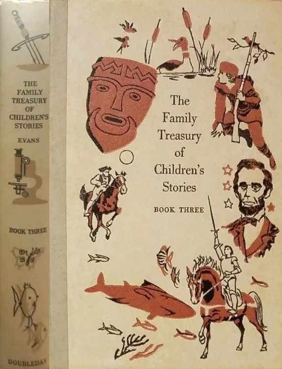JDE Family Treasury Book 3 FULL cover
