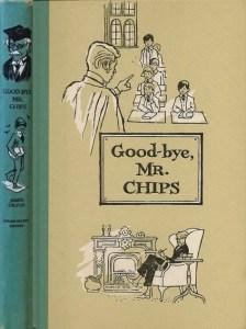 JDE Goodbye Mr Chips FULL cover