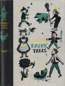 JDE Grimms Fairy Tales FULL green cover