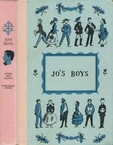 JDE Jos Boys FULL pink cover