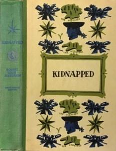 JDE Kidnapped FULL old green cover