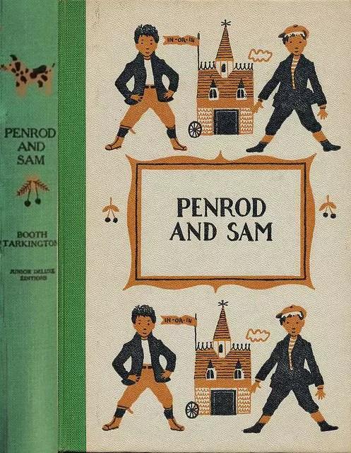 JDE Penrod Sam blue FULL green cover