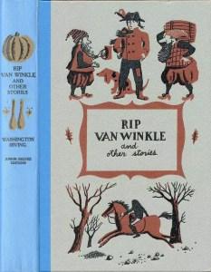 JDE Rip van Winkle FULL blue cover
