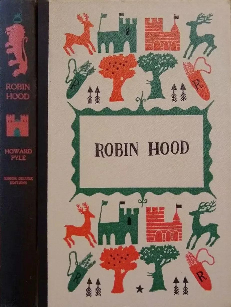 JDE Robin Hood Pyle FULL cover