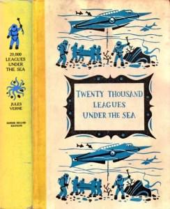 JDE Twenty Thousand Leagues Jules Verne FULL Cover