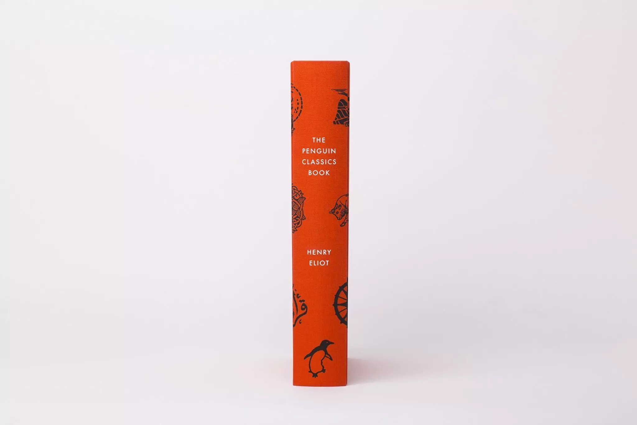 Henry Eliot The Penguin Classics Book Spine