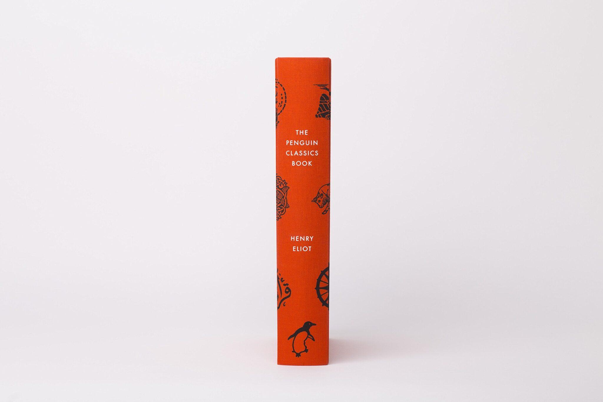 Henry Eliot The Penguin Classics Book Spine