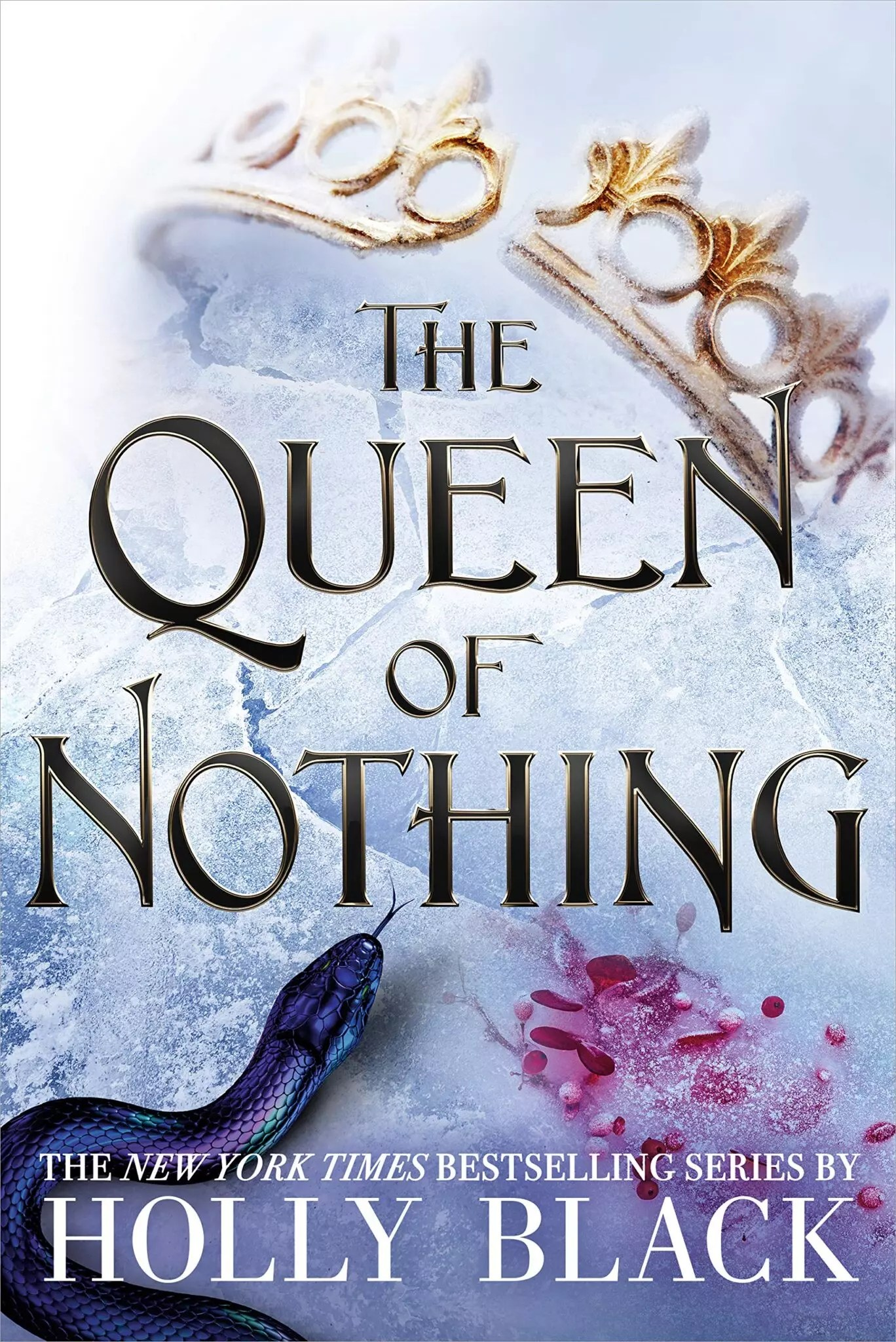 Holly Black Queen of Nothing US cover