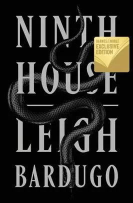 Leigh Bardugo Ninth House BN cover