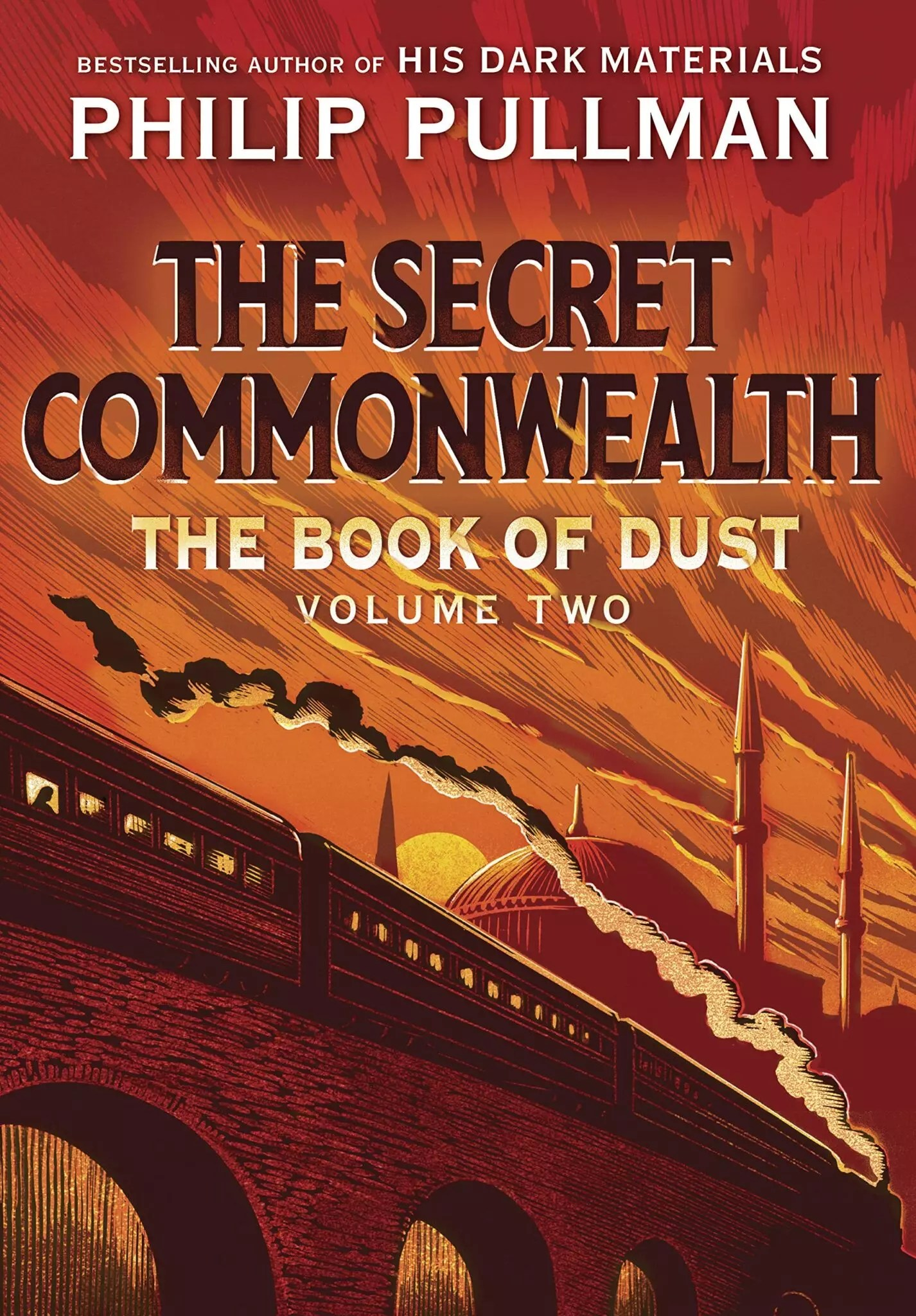 Philip Pullman Secret Commonwealth Book of Dust 2 US cover