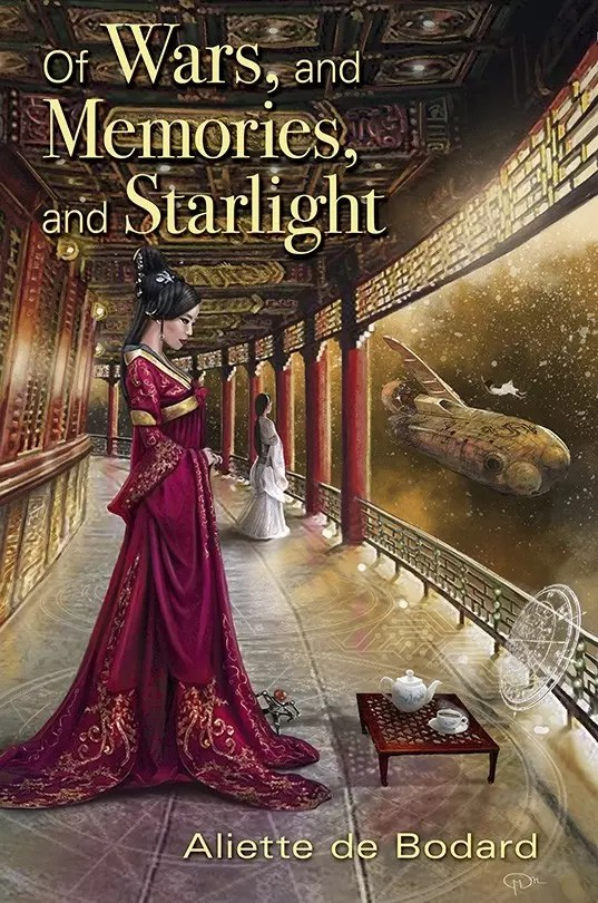 aliette de bodard wars memories starlight