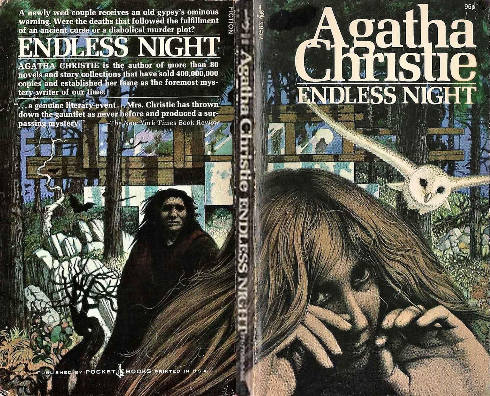 Agatha Christie Tom Adams Endless Night Pocket sm