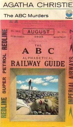 Agatha Christie Tom Adams The ABC Murders Fontana