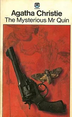 Agatha Christie Tom Adams The Mysterious Mr Quin Fontana sm