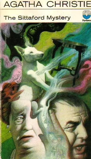 Agatha Christie Tom Adams The Sittaford Mystery 2 Fontana