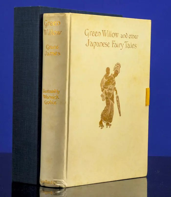 Green Willow 1st ed cover