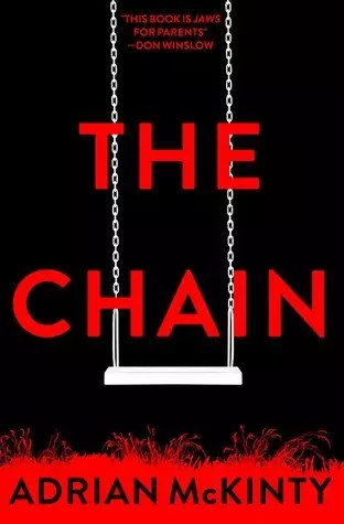 adrian mckinty the chain cover