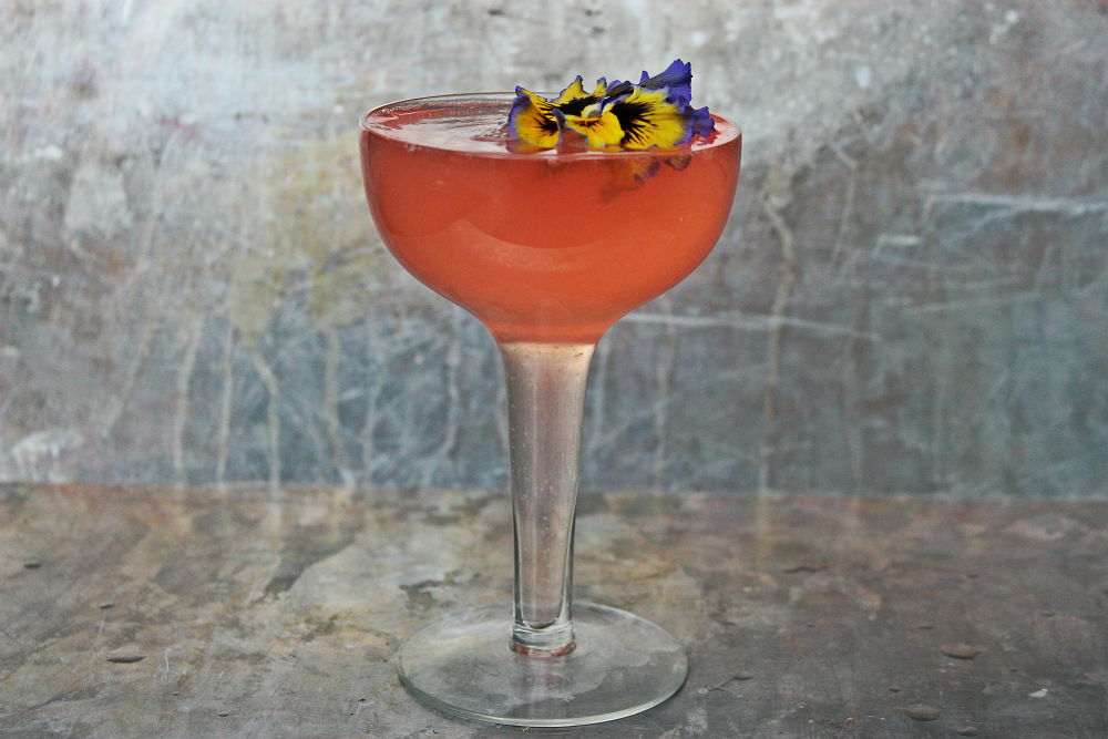 , Rosy Gin