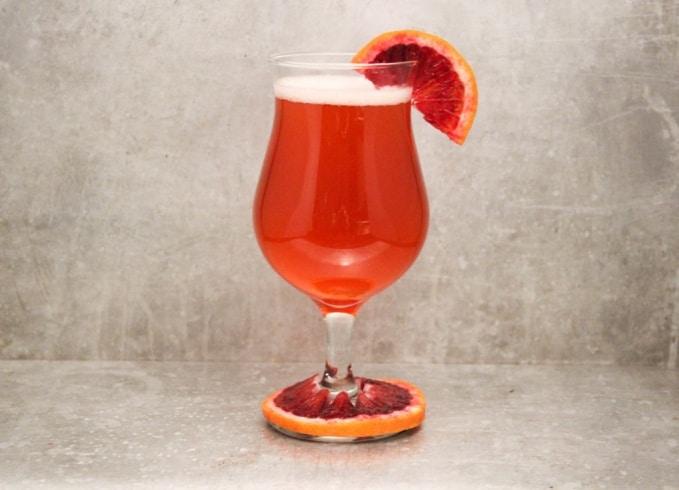, 2 StepBeer Cocktail