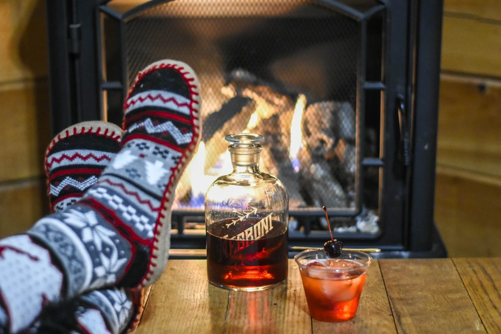 , Spiced Negroni