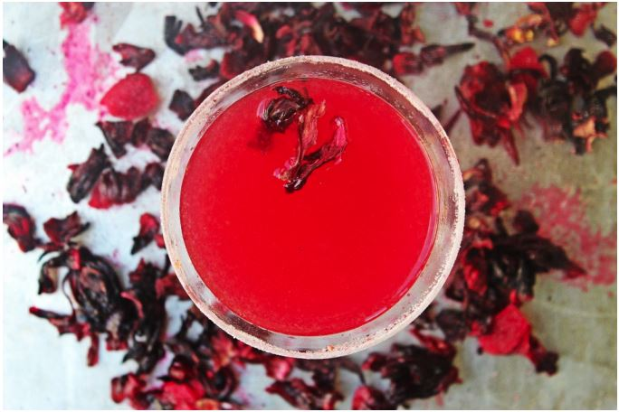 , Hibiscus Absolut Martini