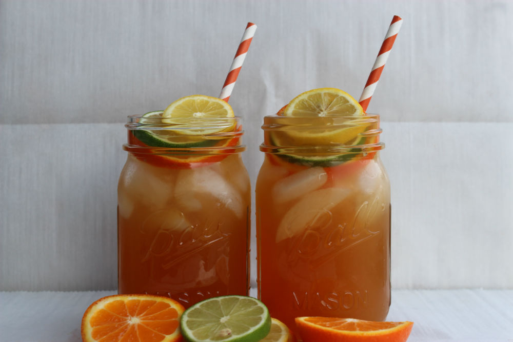 , Southern Maple Punch