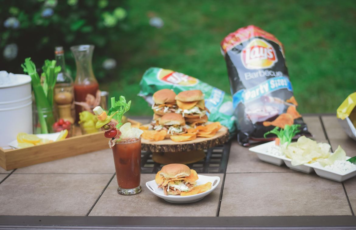 , Drizly & Lay's Potato Chip Summer Cocktail and Snack Pairings