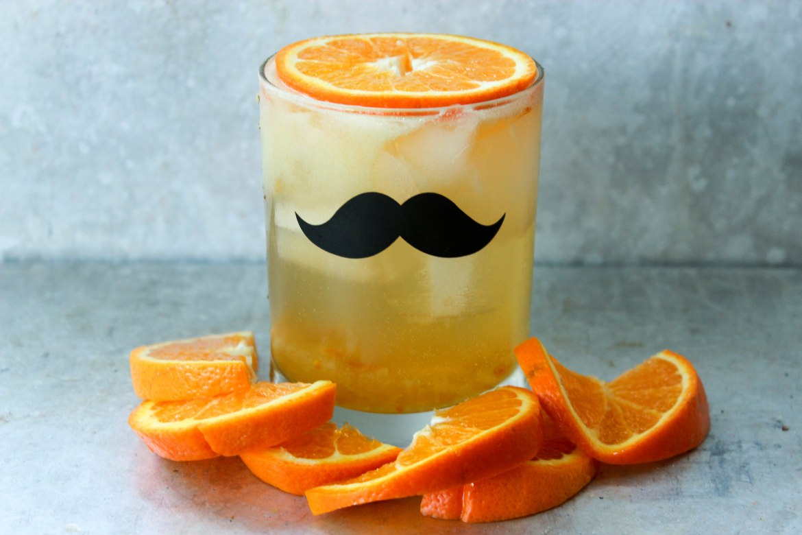 , Ginger and Orange Marmalade Moscow Mule