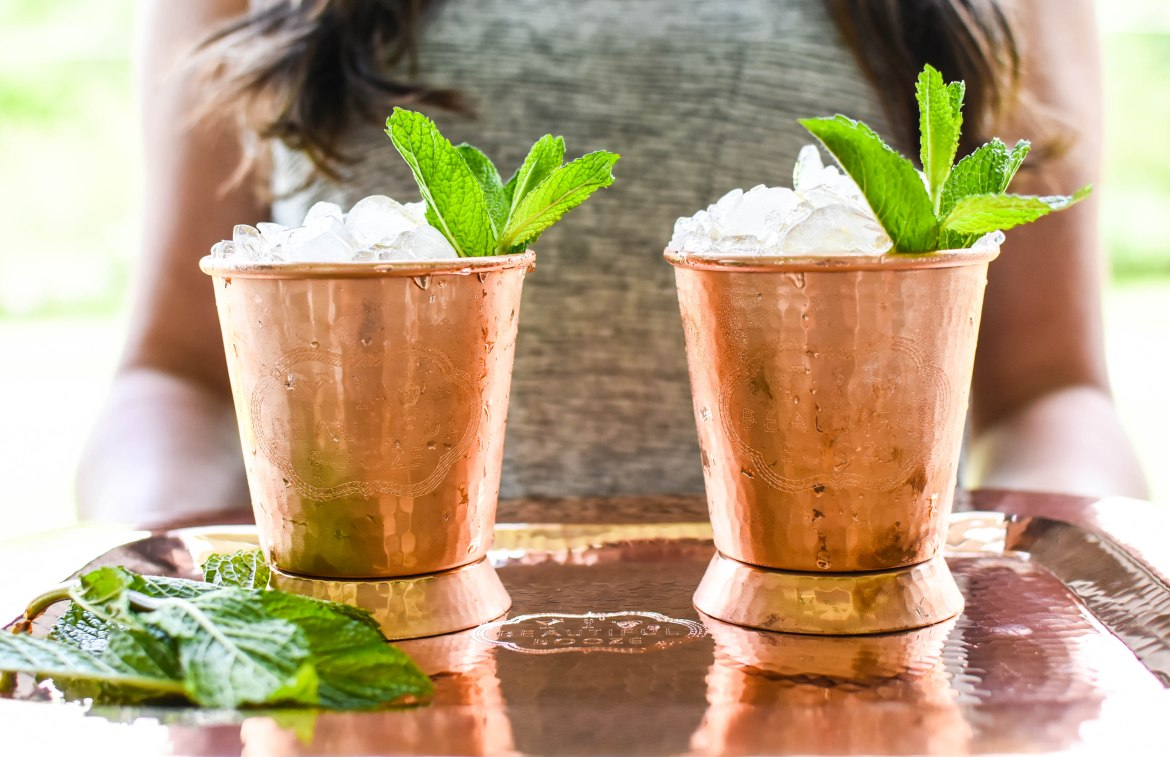 , Tequila Julep
