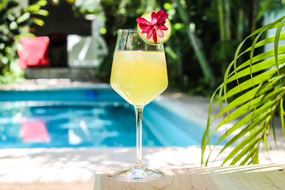 , Tropical Tequila Delight