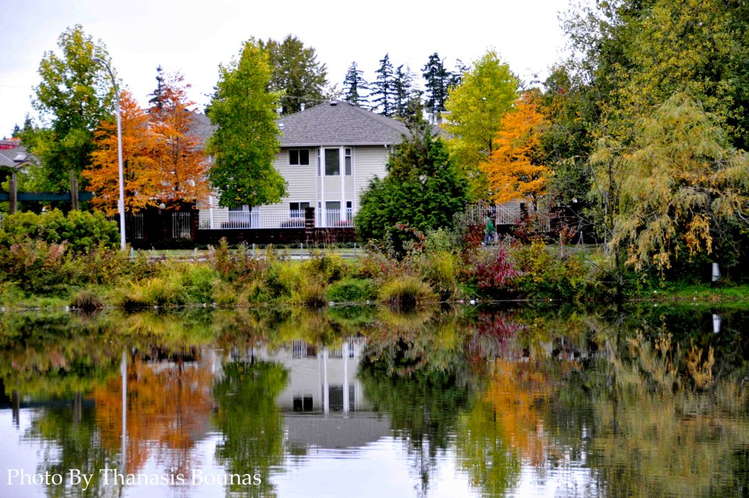 Surrey Beautiful British Columbia Photo By Thanasis Bounas