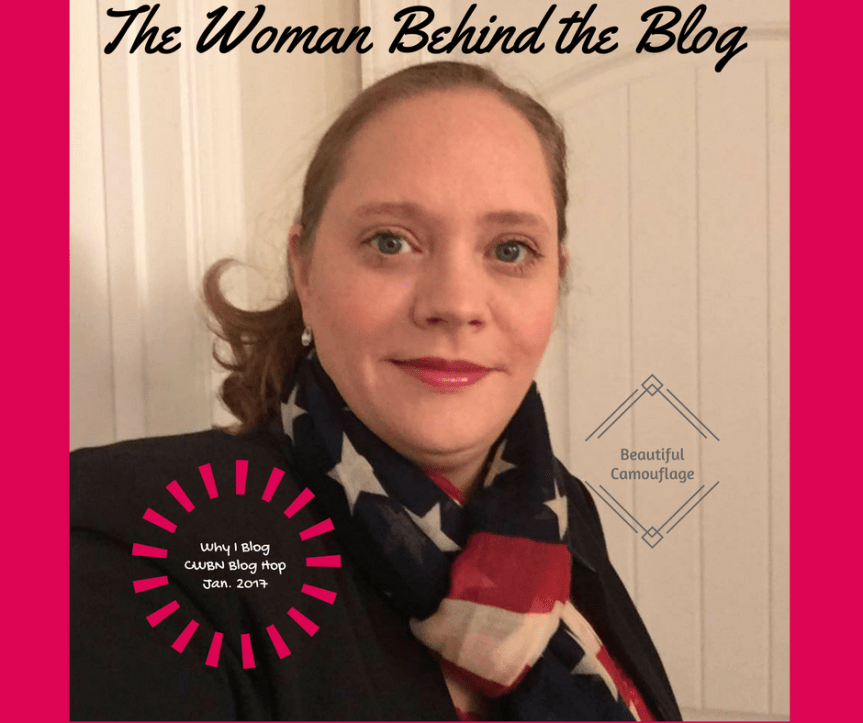 The Woman Behind the Blog: Why I Blog