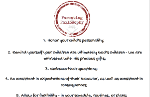 Parenting Philosophy Teaser