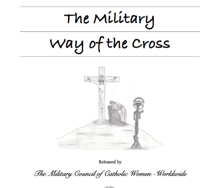 Military Way of the Cross Cover Image